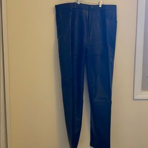 New Motorcycle riding genuine leather pant.